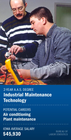 Program - Industrial Maintenance Technology