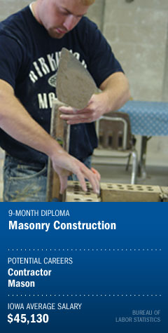 Program - Masonry Construction