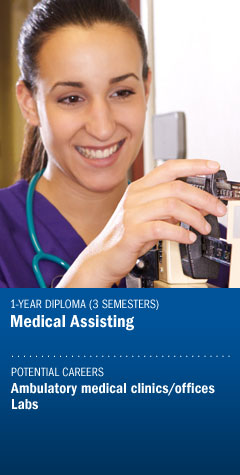 Program - Medical Assisting