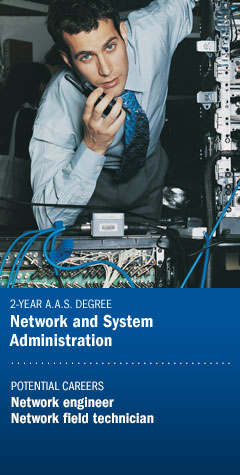 Program - Network and System Administration