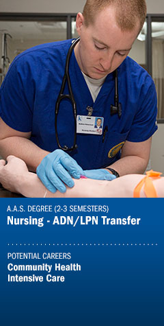 Program - Nursing Transfer