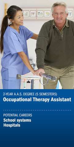 Program - Occupational Therapy Assistant