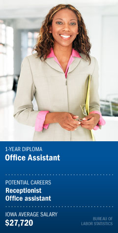 Program : Office Assistant