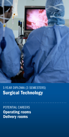 Program-Surgical Technology