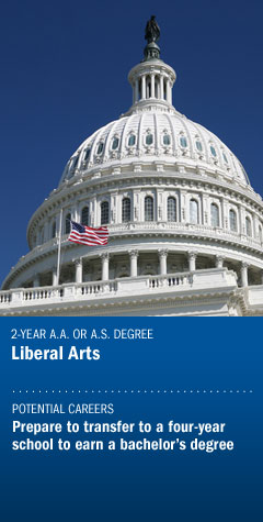 Liberal Arts - Political Science