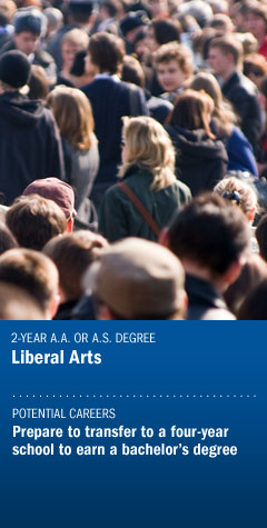 Liberal Arts - Sociology