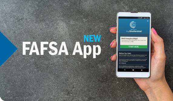 New Fafsa App