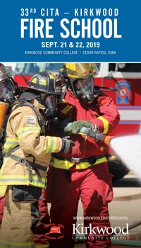 CITA-Fire School Brochure Cover