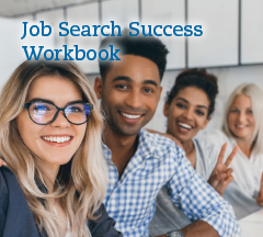 Click for our Job Search Success Workbook PDF.