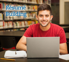 Click for resume building videos.