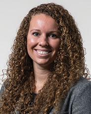 Shauna Rasmussen, Career Services Coordinator