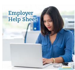 Employer Help Sheet