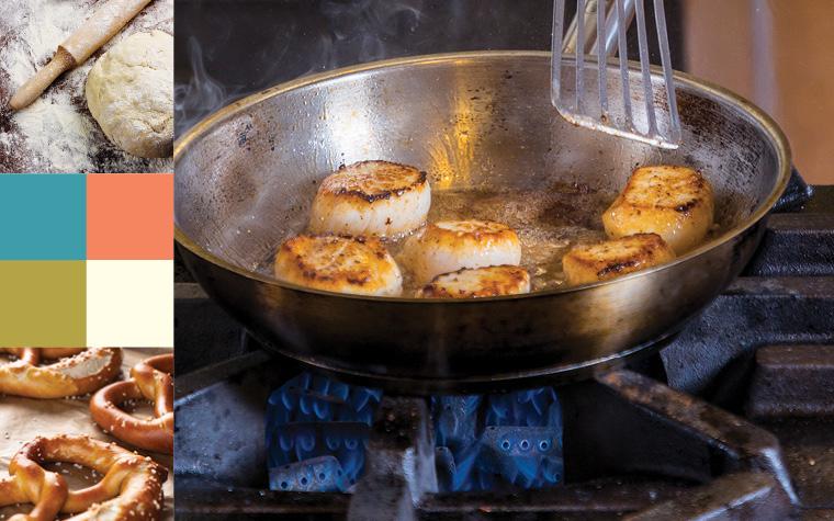Kirkwood Culinary Kitchen at Newbo City Market