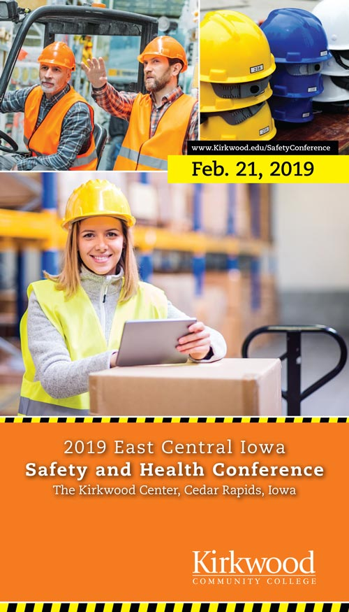 Kirkwood Community College - Safety & Health Conference