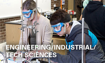 Engineering/Industrial Tech Sciences
