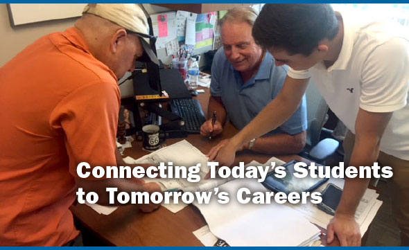 Connecting Today's Students to Tomorrow's Careers