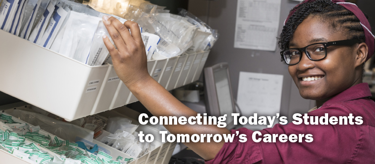 Connecting Today's Students to Tomorrow's Careers September Newsletter