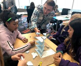 Johnson County STEM Institute Raising Awareness