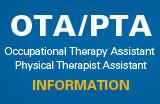 OTA/PTA Program Information