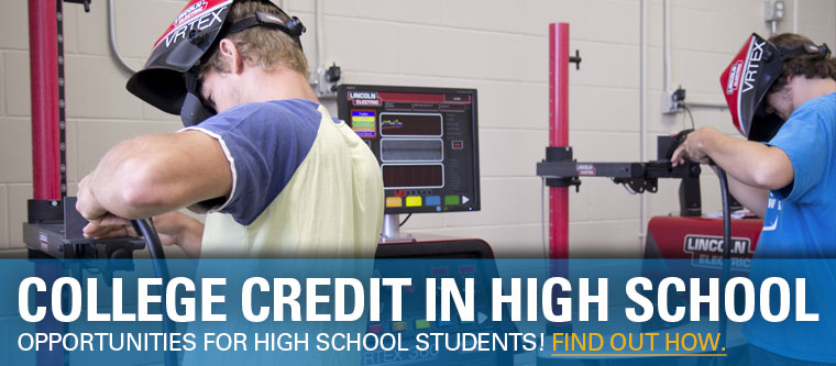 Opportunities for high school students. Find out how.