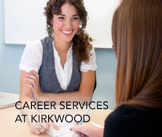 Career Services at Kirkwood