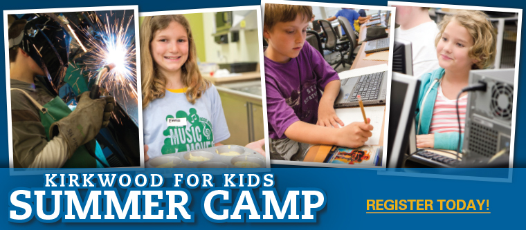 Kirkwood For Kids Summer Camp - REGISTER TODAY!