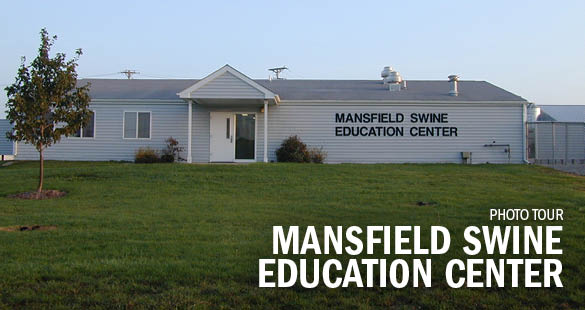Mansfield Swine Education Center