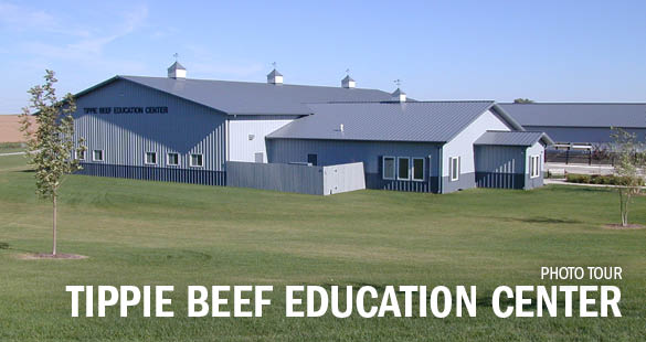 Tippie Beef Education Center