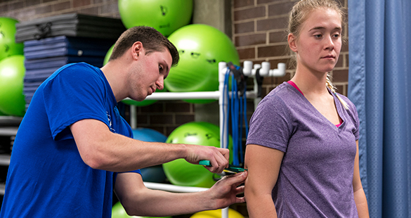 Kirkwood Exercise Science Program