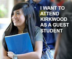 I want to attend Kirkwood part-time