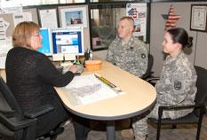 Advising Veterans