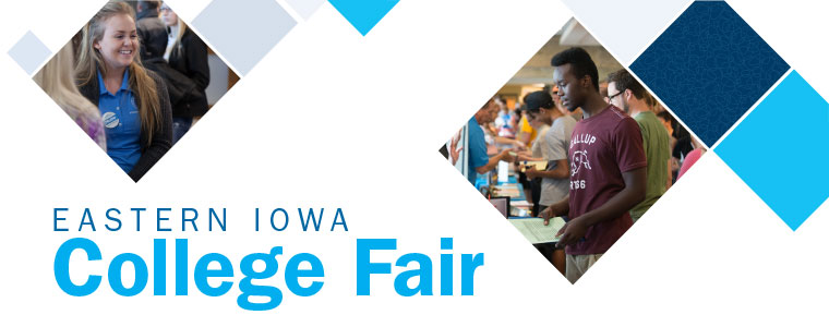 Welcome to the 42nd Eastern Iowa College Fair