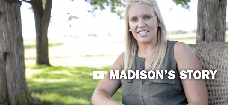 Madison's Story