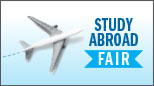 STUDY ABROAD FAIR on Thursday, September 12 @ 11:15 a.m.