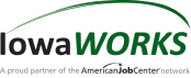 IowaWORKS: A proud partner of the American Job Center network