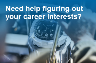 Need help figuring out your career interests?