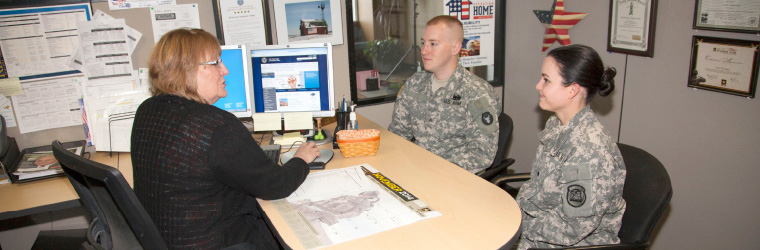 Vicki Terronez, Veteran Services Cooridnator