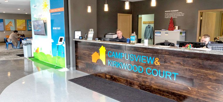 Kirkwood Courts And Campus View Apartments