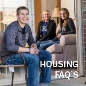 Housing FAQ's