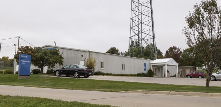 Iowa County Exterior