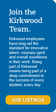 Join the Kirkwood Team.