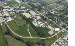 Aerial of Main Campus