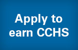 Apply to earn CCHS