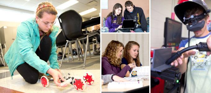 CCHS students