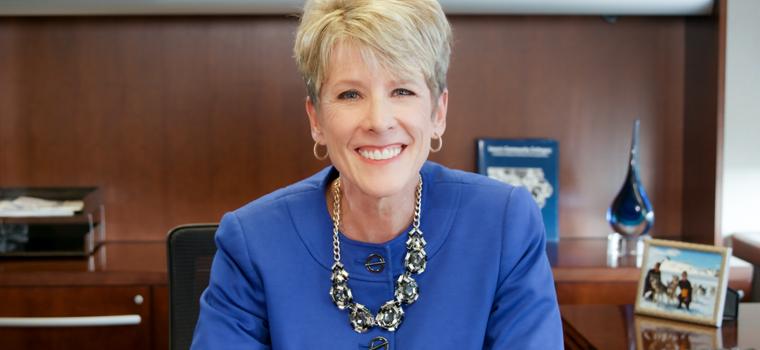 President Dr. Lori Sundberg