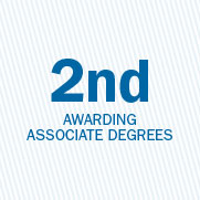 2nd awarding associate degrees