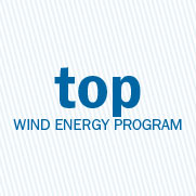 Top wind energy program
