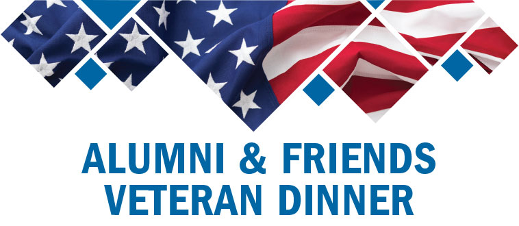 Kirkwood Alumni and Friends. Join us for the Veterans Dinner. Wednesday, May 16, 2018 at 5:30-7 p.m. at The Hotel at Kirkwood Center.