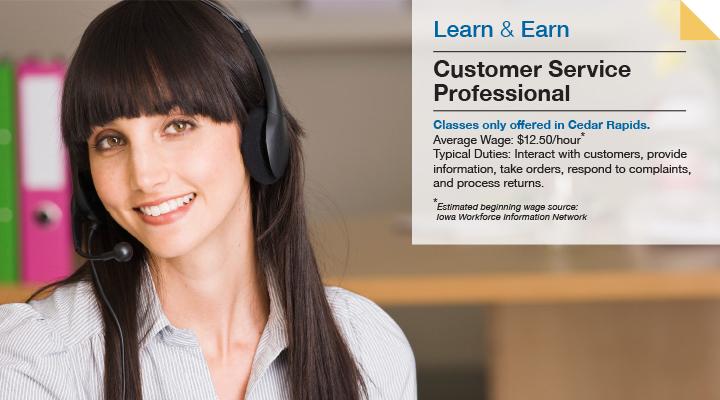 Customer Service Professional