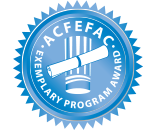 ACFEFAC Exemplary Program Award